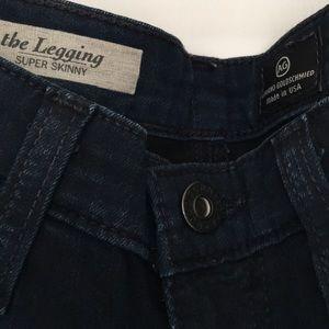 AG 'The Legging' Jean - Size 24